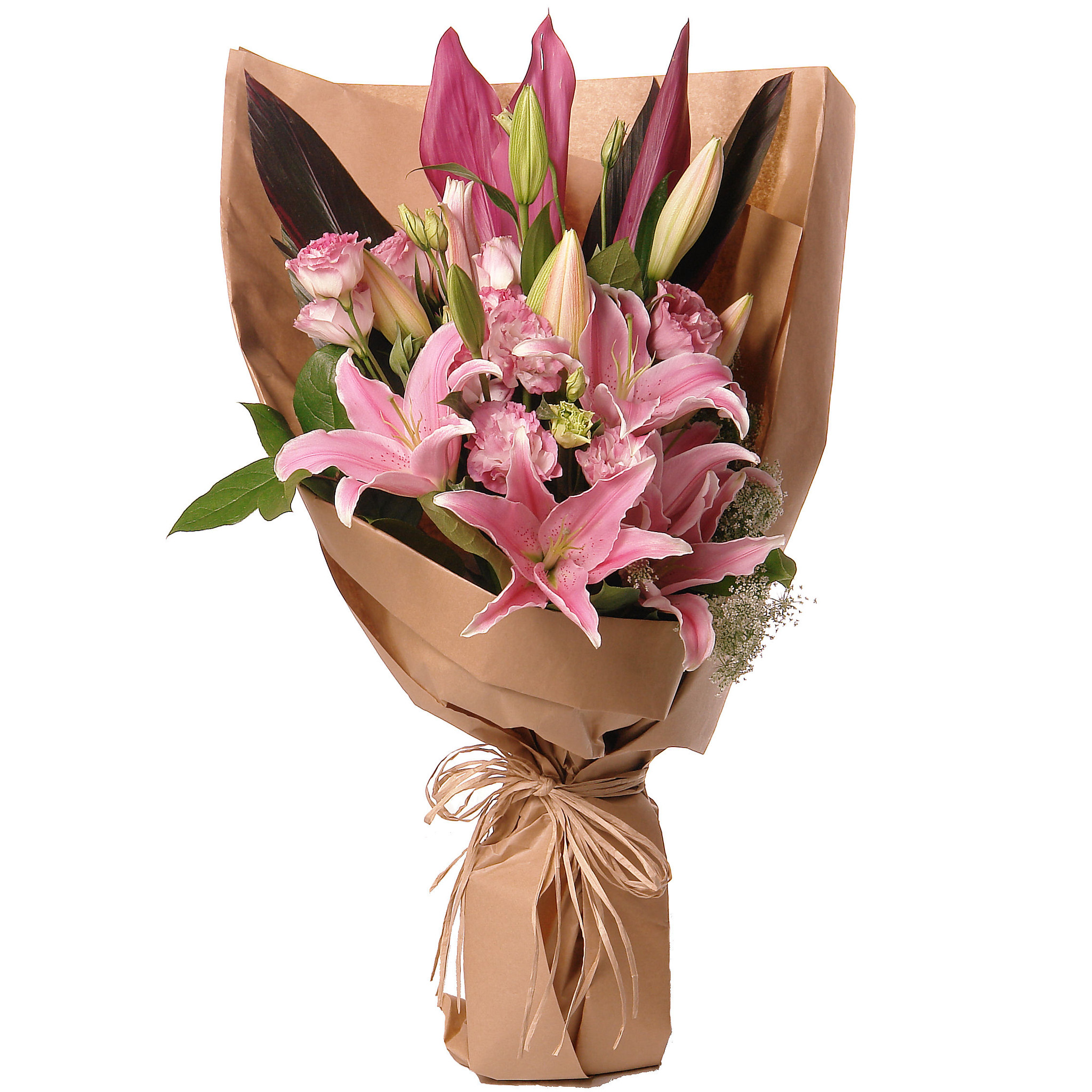Fondest Roses & Lilies